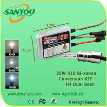 2014 New Design Super Bright h7 37w 55w 75w car led fog light