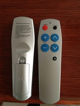 7h TV universal remote control with bigger buttons