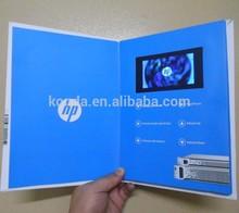 128M-4G memory 4.3inch lcd screen digital video card