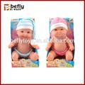 8 polegadas mini renascer em silicone macio baby dolls