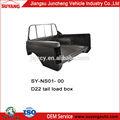4 x 4 Pickup Nissan D22 / Frontier de carga caja / caja de carga