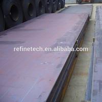 gold supplier ar400 steel plate