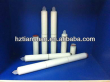 PP membrane filter cartridges/pleated PP spun cartridges filter