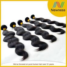 Cheap!!!100% Human Hair Extension Indian Hair Industries