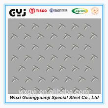 1.401 0.8mm metal embossed sheet stainless steel