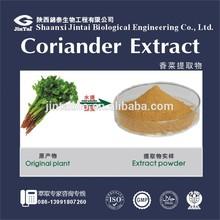 5:1 10:1 20:1 herbal pure coriander herb extract