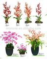 baratos flor de seda artificial
