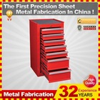 KINDLE aluminum chest tool box,design for your garage workshop