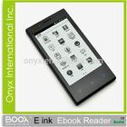 e-ink touch screen 4.3 inch screen wifi bluetooth smart phone