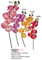 artificial blue orchids