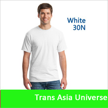 Hot Sell Custom plain white T-shirt suppliers in europ
