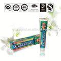 chino 2014 fórmula química de pasta de dientes