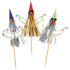 Halloween decorative party clown picks