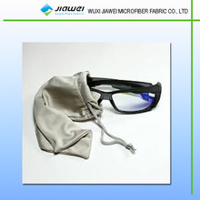 wuxi microfiber pouch for protective glasses