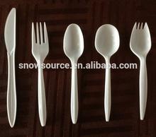 cheap disposable plastic tableware picnic set