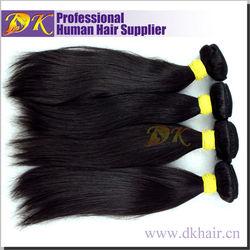 Human Weaving factory price hair myanmar