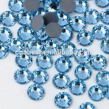 Fashion high quality crystal ss16 decorative dmc hotfix rhinestone for clothes decoration