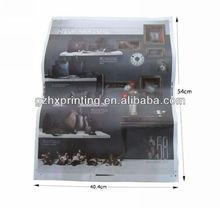 samples leaflet&printing&flyers&printing brochure design
