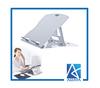 Folding Portable Adjustable Aluminum Laptop Riser Stand
