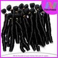 cabelo da trança de fibra