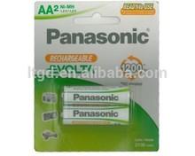 Panasonic AA 2100mAh EVOLTA rechargeable battery