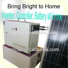 solar system for villa 100w 350w 500W 1000W 2000W 3000W
