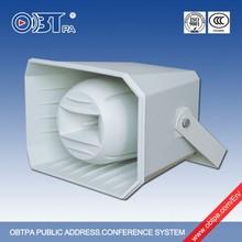 OBT PA system outdoor stadium horn speaker OBT-314