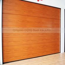 Automatic Sectional Garage Doors horizontal lift