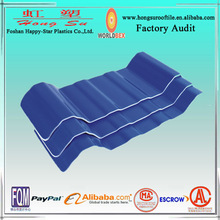 Pvc Plastic Roof Tile,Synthetic Spanish Roof Tile,Fiberglass Spanish Roofing Tiles