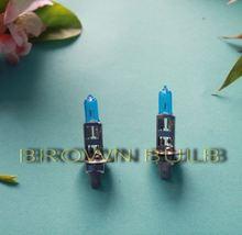 H1 55W Diamond Blue halogen bulbs, h1 h2 xenon bulb