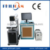 China manufacturer PHILICAM animal ear tag laser marking machine