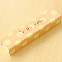 hot sale two compartments pencil case for sale