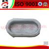 OEM high precision aluminium sand casting scale metal toy truck parts