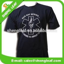 popular Quick customized white plain t shirts
