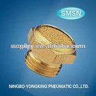 Super Qualitychina Reasonable Price Supplies New Style Great Material Zhejiang Oem Pneumatic Brass Silencer