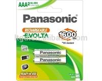 Panasonic AAA EVOLTA rechargeable battery