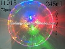 LED fruit dish for bar party /flashing dish /blinking dish 11015