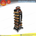 heavy duty supermarket coffee bag display stand