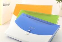 fashion plastic a4 office stationery box file
