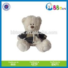 bear plush canada import from China plush toys factory
