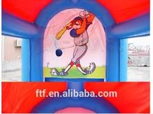 inflatable baseball cage_