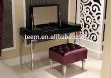 2014 hot sale modern living room bed stool african living room furniture