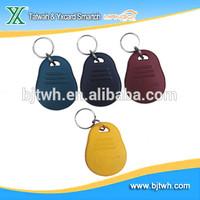 ABS rfid keyfob/RFID keychain/hf rfid key tag