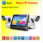 VStarcam new arrival wireless wifi 7inch touch andriod tablet wireless ip camera kit camera 4 camera nvs center software