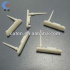 Plastic dustproof plug for mobile phone