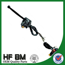 chinese manufacture motorcycle clutch lever and switch,motorcycle handle bar switch,cheap sale with long years experience