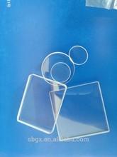 Made in china borosilicate glass sheet