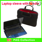 """11.6"""" 12"""" inch Neoprene Laptop Bag Sleeve Case Netbook Cover Pouch +Hide Handle"""