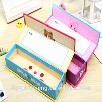 fancy cartoon pencil case school pencil case stationery set