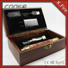 COOKO supplies Kamry k fire mod, variable voltage spinner, deluxe real wood box